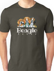Beagle Lover Unisex T-Shirt