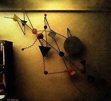 Art Imitates Life by RC deWinter