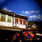 Street Market by Leanne Smith