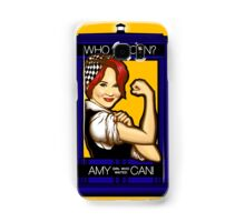 Amy Can! Samsung Galaxy Case/Skin
