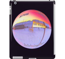 Kyuss ~ Sky Valley X Blues For The Red Sun X Circus iPad Case/Skin