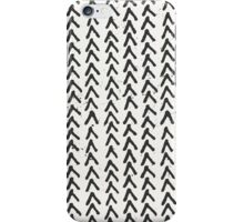 Hand Drawn Abstract Pattern iPhone Case/Skin