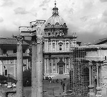 Rome,Italy by leksele
