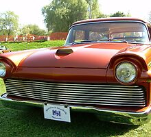 A Ford ~ when cars were more that a monthly payment.... by Larry Llewellyn