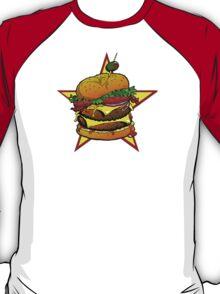 Cheeseburger Cheeseburger Cheeseburger T-Shirt
