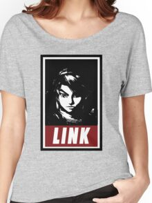 The Legend of Zelda: Link Women's Relaxed Fit T-Shirt