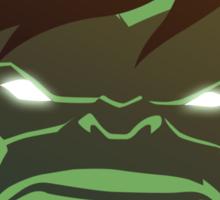 Hulk, The Incredible Avenger Sticker