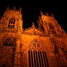 York Minster #2 by Trevor Kersley