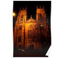 York Minster #3 Poster