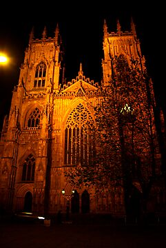 York Minster #3 by Trevor Kersley