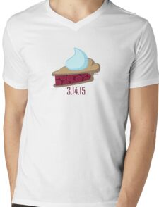 Pi Day Mens V-Neck T-Shirt