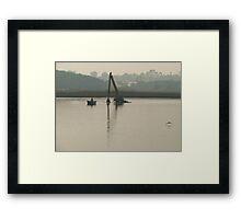 Upper Newport Bay Ecological Reserve Framed Print
