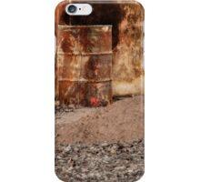 5.3.2015: Rusty Barrel iPhone Case/Skin