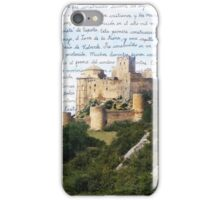 El Castillo De Loarre iPhone Case/Skin