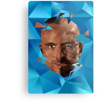 Breaking Bad- Walter & Jesse Metal Print