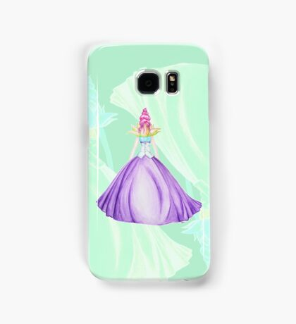 Waterlily, the princess Samsung Galaxy Case/Skin