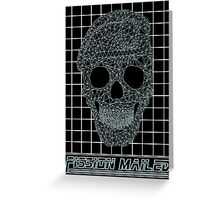 Fission Mailed! Greeting Card