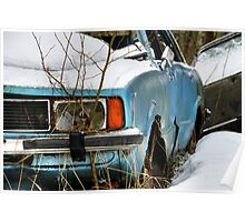 5.3.2015: Abandoned Car II Poster