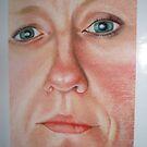 face study by baxfly