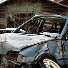 5.3.2015: Abandoned Car III by Petri Volanen
