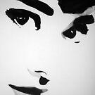 Audrey Hepburn by mixtapegoddess