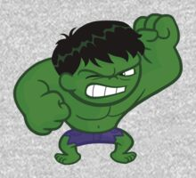Funny HULK by Birbantix