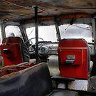 5.3.2015: Old Firetruck II by Petri Volanen