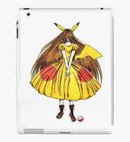 Lady Pikachu iPad Case/Skin