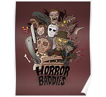 Horror Baddies Poster