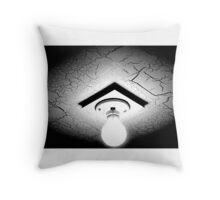 Low Light Throw Pillow