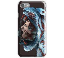 unleashing the inner beast iPhone Case/Skin