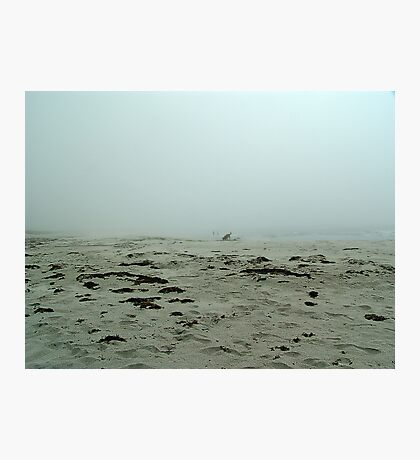Shadows in the Fog Photographic Print