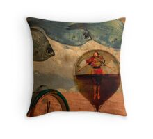 Surrealism Throw Pillow Throw Pillow