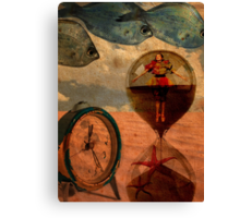 Surrealism Throw Pillow Canvas Print
