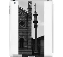 Cathedral of Monza.  iPad Case/Skin