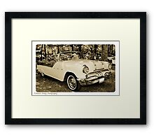 The Pontiac Framed Print