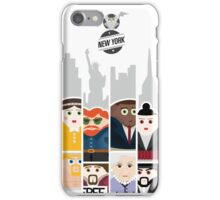 NEW YORK STORIES: GARGOYLES OF NY MOVIE POSTER iPhone Case/Skin