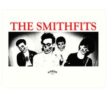 The SmithFits Art Print