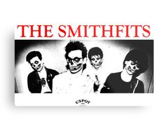 The SmithFits Metal Print