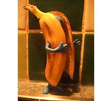Banana Hoody Photographic Print