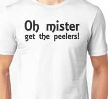 Get The Peelers (B) Unisex T-Shirt