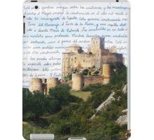 El Castillo De Loarre iPad Case/Skin
