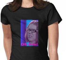 Oh Arfa! - Olive - On The Buses Womens Fitted T-Shirt