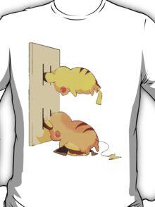 Pikachu Plug T-Shirt