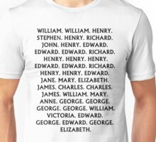 Kings And Queens (B) Unisex T-Shirt