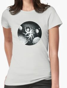 Atlas Helix Womens Fitted T-Shirt