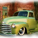 50' Chevy Truck by ezcat