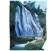 Salto Limon falls  Poster