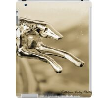 Off to the Races iPad Case/Skin