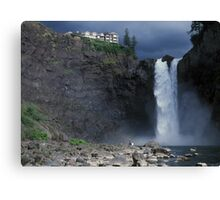 Snoqualmie Falls Canvas Print